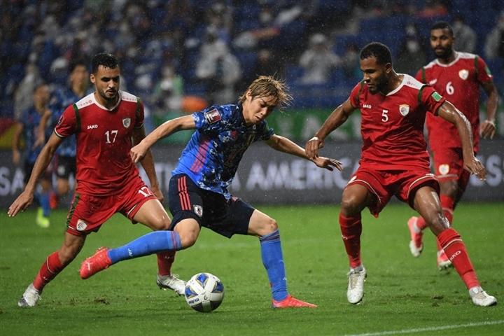 Vòng loại World Cup 2022 khu vực châu Á: Dàn sao bất lực, Nhật Bản thua sốc Oman - 1