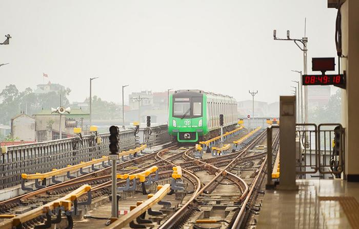 Dự án đường sắt đô thị Hà Nội: Vẫn ngổn ngang trăm bề -0