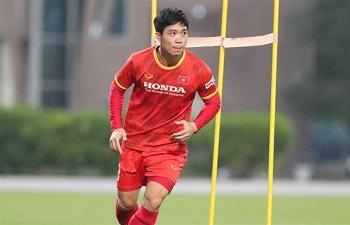 Công Phượng trở lại tuyển Việt Nam đấu Trung Quốc, Oman