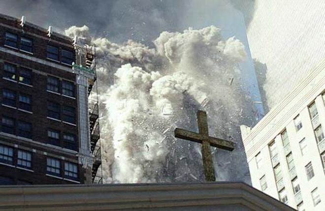 Những bức ảnh về vụ 11/9 mới được mật vụ Mỹ công bố