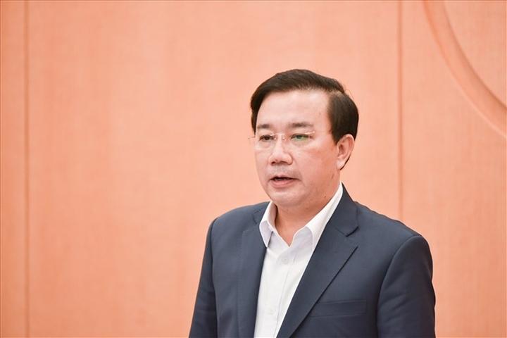 Hà Nội giao nhiệm vụ chống dịch cho 4 Phó Chủ tịch UBND TP - 1