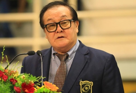 Phó Chủ tịch Ủy ban Olympic Việt Nam Hoàng Vĩnh Giang qua đời - 1