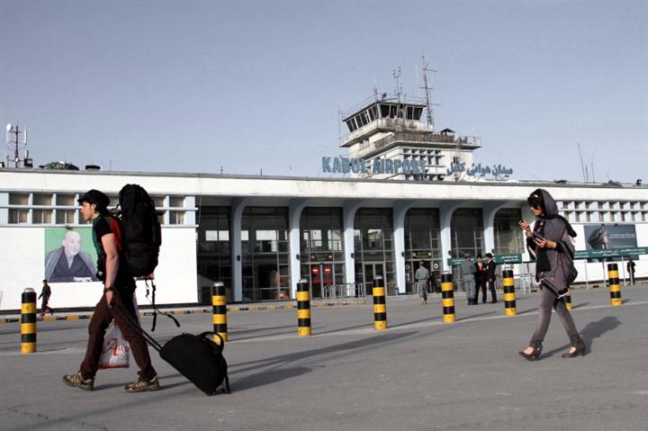 Chuyến bay thương mại đầu tiên hạ cánh ở Kabul  - 1