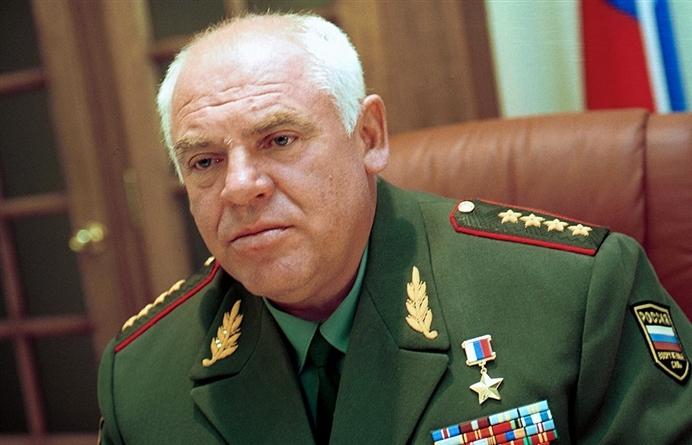 Đại tướng giúp Nga đánh bại phiến quân Chechnya qua đời