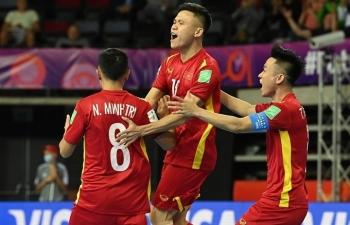 World Cup futsal 2021: Tuyển Việt Nam quyết thắng Panama, nuôi hi vọng đi tiếp