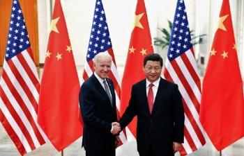 Ông Biden phủ nhận việc bị ông Tập từ chối gặp