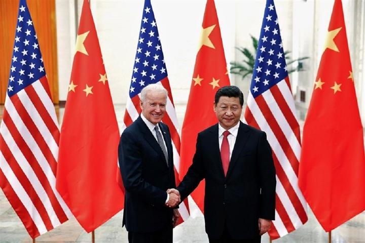 Ông Biden phủ nhận việc bị ông Tập từ chối gặp - 1