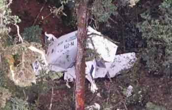Indonesia: Rơi máy bay chở hàng, phi hành đoàn mất tích