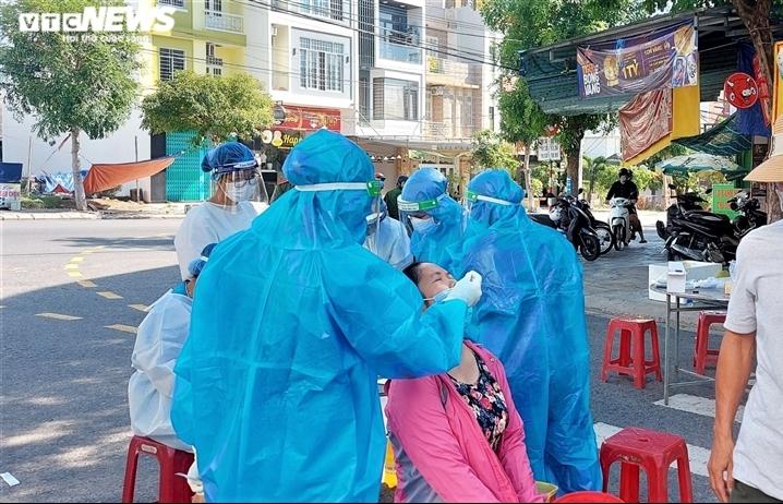 Ngày 16/9, Đà Nẵng chỉ ghi nhận 2 ca mắc COVID-19 mới