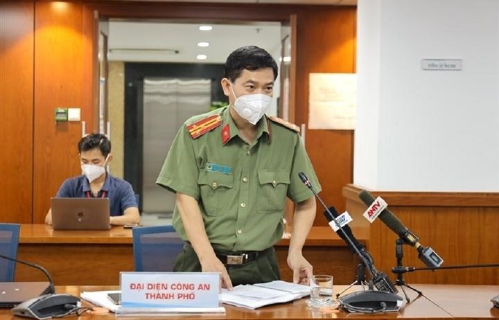 Lực lượng quân đội tiếp tục hỗ trợ TP.HCM cho đến khi thắng dịch