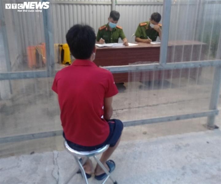 Trốn khỏi khu cách ly tập trung ở Bắc Giang, nam thanh niên bị phạt 10 triệu - 1
