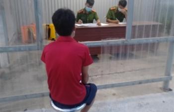 Trốn khỏi khu cách ly tập trung ở Bắc Giang, nam thanh niên bị phạt 10 triệu