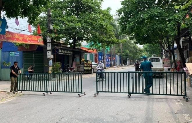 Người bán hoa quả làm lây dịch bệnh COVID-19 cho 8 người ở Hưng Yên