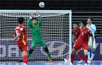 Chuyên gia: Tuyển futsal Việt Nam hay nhất ở khả năng phòng ngự