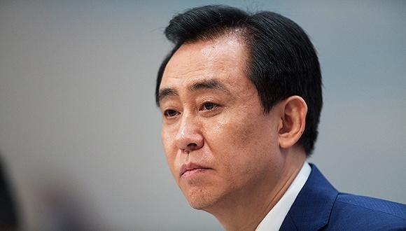 Nhà sáng lập China Evergrande - Doanh nhân Hứa Gia Ấn