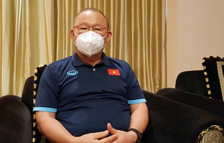 HLV Park Hang Seo: Tuyển Việt Nam gặp đối thủ khó ở vòng bảng AFF Cup 2020