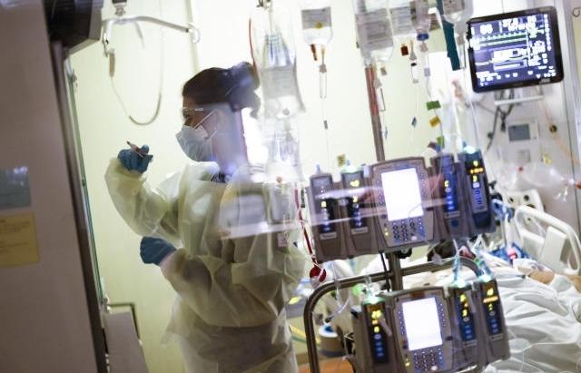 Biến chủng mới của Covid-19 làm bùng phát ổ dịch ở Mỹ