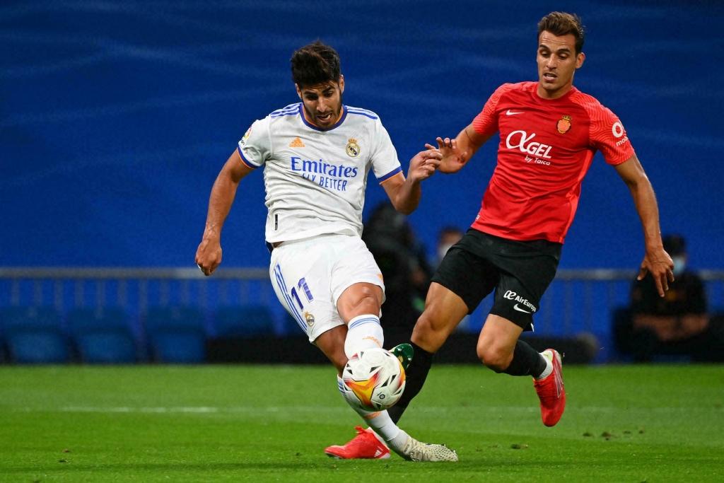 Marco Asensio lập hat-trick góp phần vào chiến thắng đậm của Los Blancos