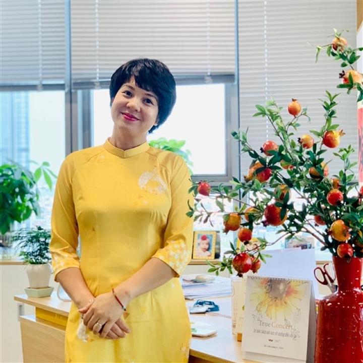 Diễm Quỳnh: Từ 'MC quốc dân' thành Giám đốc Trung tâm sản xuất phim truyền hình  - 3