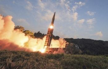 Các nước Châu Á-Thái Bình Dương đua nhau đổ tiền tăng cường năng lực quốc phòng