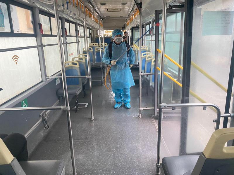 Kiến nghị cho xe buýt Hà Nội hoạt động trở lại từ 1/10 -0