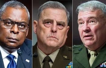 Đại tướng Mỹ thừa nhận thất bại cay đắng tại Afghanistan