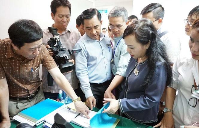 Xử phạt hàng hoạt phòng khám có bác sĩ Trung Quốc, Hàn Quốc