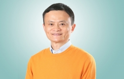jack ma tro lai ngoi giau nhat trung quoc