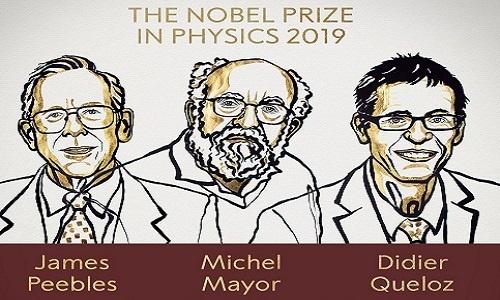 nobel vat ly 2019 vinh danh nghien cuu ve vu tru