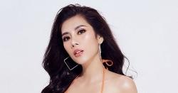 dai dien viet nam tai hoa hau du lich the gioi 2019 khoe hinh the nong bong