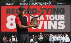 Thế giới golf dậy sóng vì Tiger Woods