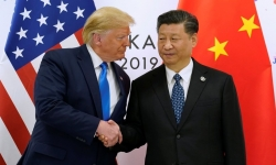 Trump - Tập gặp khó vì APEC bị hủy