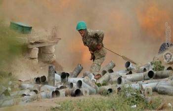 Quân đội Azerbaijan mất hơn 3.000 người trong xung đột với Armenia