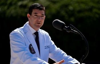 Bác sĩ của Tổng thống Mỹ