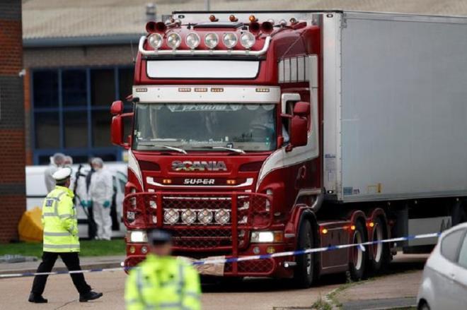 39 người Việt chết trong container ở Anh: Tòa án phát lời trăn trối của nạn nhân - 1