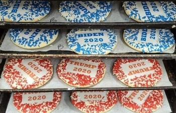 Tiệm bánh dự đoán chính xác 3 cuộc bầu cử tổng thống