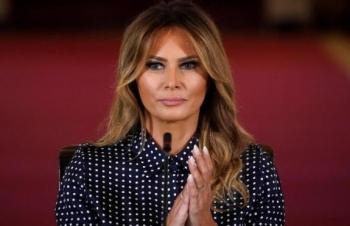 Đệ nhất phu nhân Melania Trump không mặn mà với chiến dịch tranh cử của chồng?