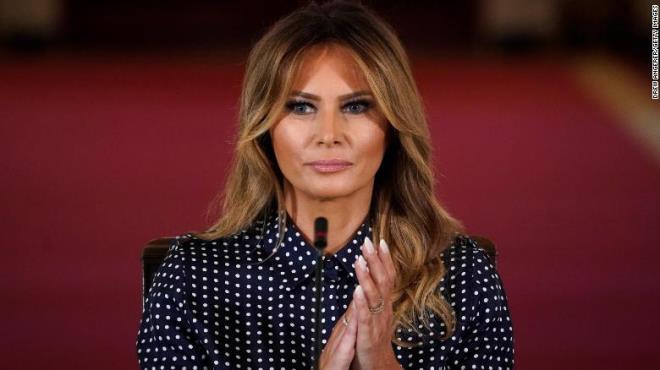 Đệ nhất phu nhân Melania Trump không mặn mà với chiến dịch tranh cử của chồng? - 1