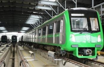 Đường sắt Cát Linh - Hà Đông hoàn thành chạy thử năm 2020