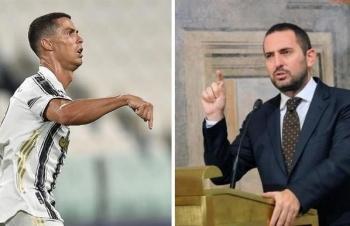 Bộ trưởng Thể thao Italy lại tấn công Ronaldo
