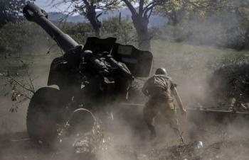 Armenia - Azerbaijan phá lệnh ngừng bắn do Mỹ tạo lập