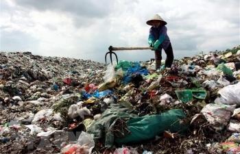 Bãi rác Nam Sơn – bài toán khó giải của Hà Nội