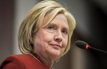 Hillary Clinton là đại cử tri ở New York