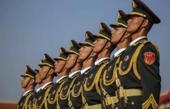 Trung Quốc quyết xây dựng quân đội 'sánh ngang với Mỹ