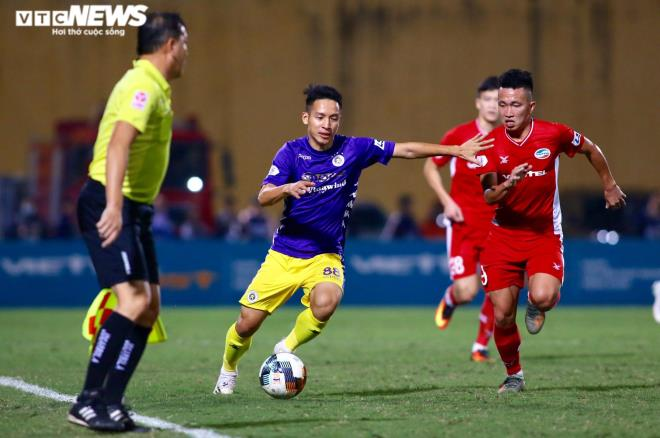 Đua vô địch hấp dẫn nhất lịch sử: Viettel vượt lên, Hà Nội FC chưa từ bỏ  - 2