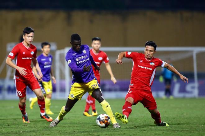Đua vô địch hấp dẫn nhất lịch sử: Viettel vượt lên, Hà Nội FC chưa từ bỏ  - 3