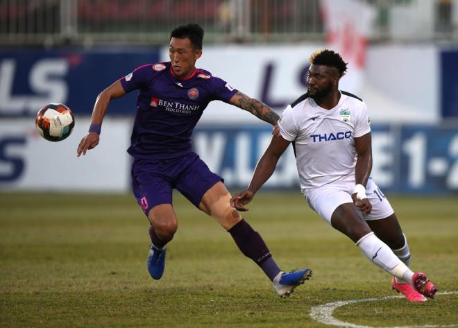 Đua vô địch hấp dẫn nhất lịch sử: Viettel vượt lên, Hà Nội FC chưa từ bỏ  - 4