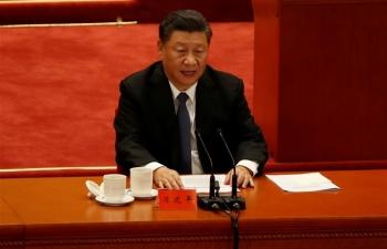 """Ông Tập tuyên bố sẽ """"thống nhất"""" với Đài Loan trong hoà bình"""