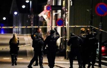 Vụ tấn công bằng cung tên tại Na Uy liên quan đến chủ nghĩa khủng bố
