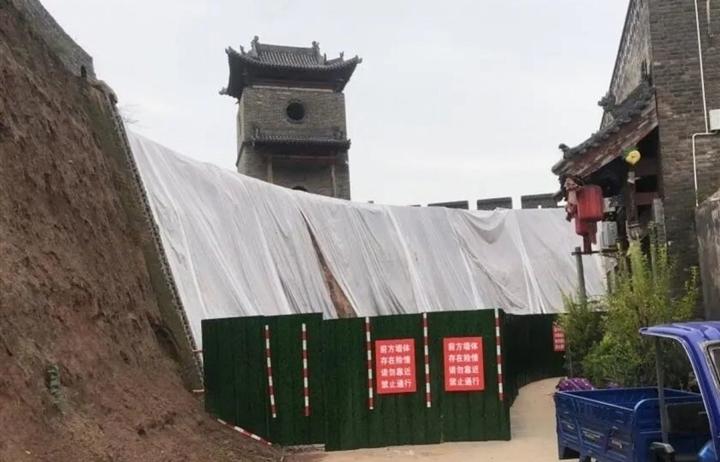 Gần 1.800 di tích lịch sử bị phá hủy sau đợt mưa lớn ở Trung Quốc